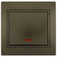 Цвет металлик -3131-светло-коричневый перламутр