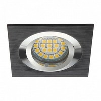 Точечные светильники из литого алюминия