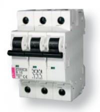 Автоматические выключатели ETIMAT 10 (0,5-63 А)