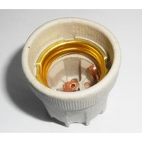 Патрон керамический Е27 Д-001