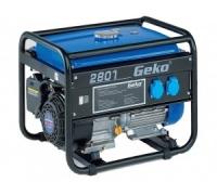 Генератор бензиновый открытый Geko 2801 E-A/MHBA