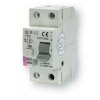 Дифференциальный автоматический выключатель ETI KZS-2M С 20/0,03 тип АС (10 кА) (арт. 2173125)