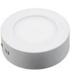 LED светильник LEDEX, круг, накладной, 12W, 4000/6000 К 170mm