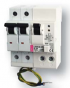 Дифференциальный автоматический выключатель LIMAT-2 DN