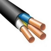 Силовой медный кабель ВВГ 4х1,5