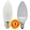 """LED лампа светодиодная 7W С37 E27 свеча """"Premium"""" 665 lm 4000К матовое стекло чип Epistar"""