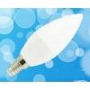 Светодиодная лампа Biom BT-549 C37 4W E14 3000 К матовая (теплый белый)