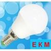 Светодиодная лампа Biom  G45 4W E14 3000 К матовая (теплый белый)