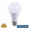 LED лампа светодиодная A60 LedEX 8W, E27, 4000К нейтральный, матовая Premium чип: Epistar (Тайвань)
